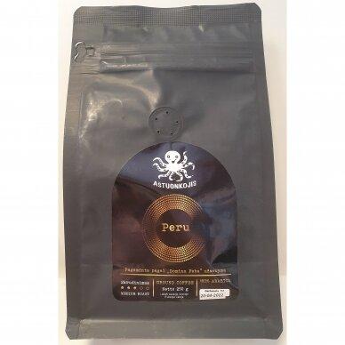 AŠTUONKOJIS malta kava PERU, 250 g