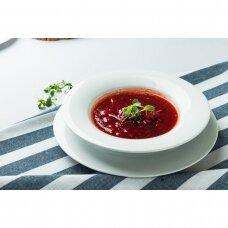 Burokėlių sriuba su jautiena