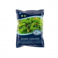 """Jūros žolių salotos """"Goma Wakame"""""""