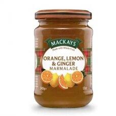 Marmeladas citrusinis su imbierais