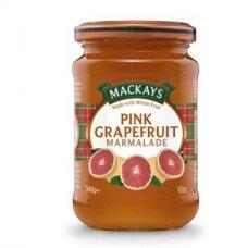 Marmeladas raudonų greipfrutų