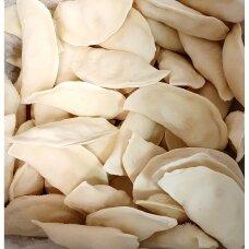 Rankų darbo koldūnai su bulvėmis ir šonine, 500 g