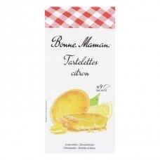 Sausainiai Tartaletės su citrinų įdaru