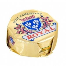 Sūris CAMEMBERT ROYAL, 45 % rieb.,125 g