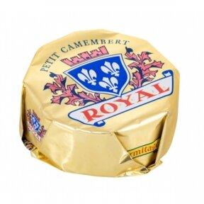 Sūris CAMEMBERT ROYAL, 45 % rieb.,125 g