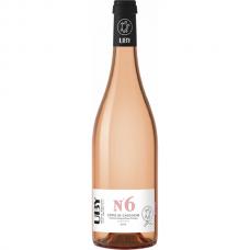 Rožinis vynas UBY Cotes de Gascone Rose N°6 2019