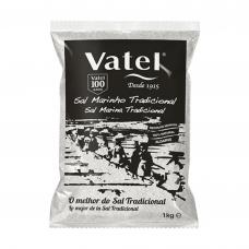 VATEL tradicinė jūros druska